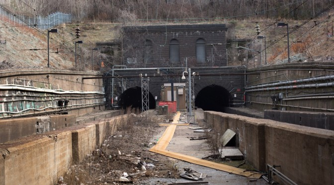 Time is running out on Amtrak's aging tunnels