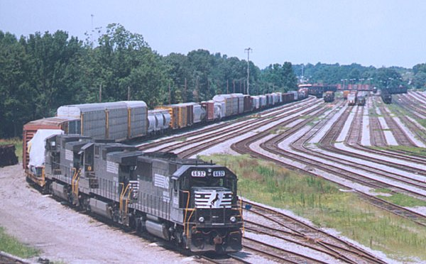 Norfolk Southern plans improvements to ex-D&H line