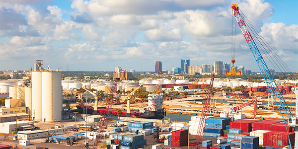 Port Everglades seeks on-port logistics center