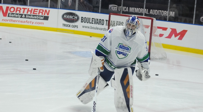 Comets 2 vs. Marlies 3 (SO)