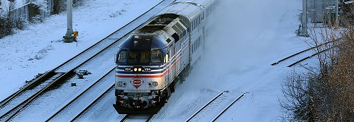 East Coast railroads, transit agencies gear up for blizzard