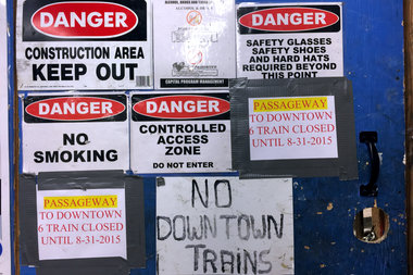 103rd Street Subway Closure Is Clobbering Sales, Businesses Say