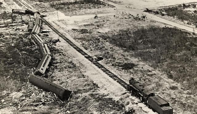 Keys Remembers Killer Storm, 80 Years Later