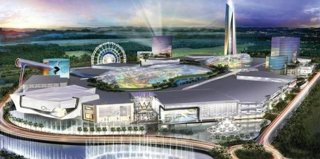 Miami-Dade exploring rail link to the American Dream mega-mall