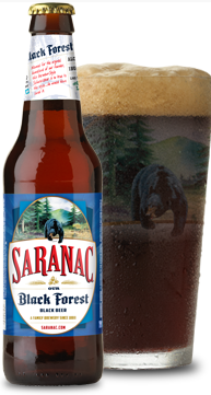 Looks to be end of the line for Saranac Black Forest beer