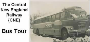 Central New England Railway Spring Tour 2016