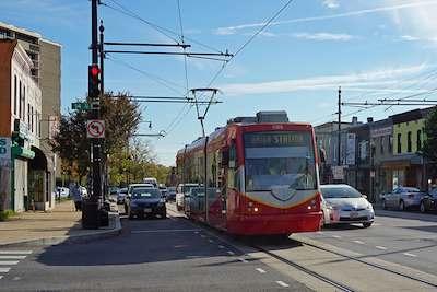 DC Streetcar to start serving riders next week