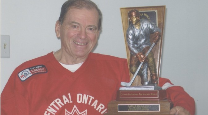 Darien resident named Oldest Ice Hockey Player by Guinness