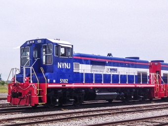 For New York New Jersey Rail, new KLW power