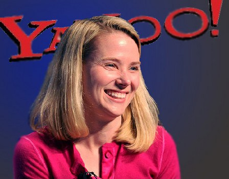 Marissa Mayer, see, you should have listened to me!