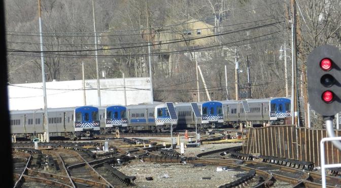 Energy improvements cut costs, reduce emissions at Metro-North rail yard