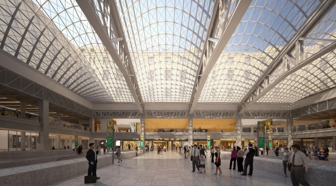 New York officials unveil RFP for $3 billion Penn Station