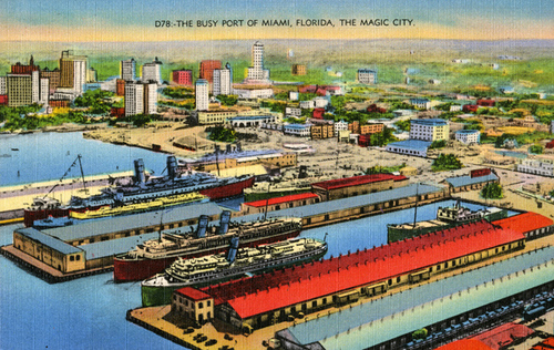 Ports along FL's Atlantic Coast busy enhancing infrastructure, adding services