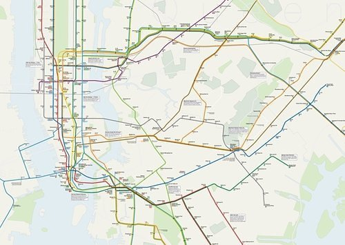 5 Fantasy Subway Lines That Would Revolutionize NYC Transit