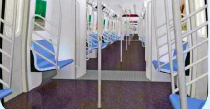 Subway cars of future include Wi-Fi, cameras, charging stations