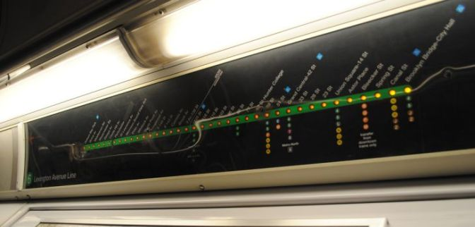 Service On Lexington Avenue line deteriorating, MTA