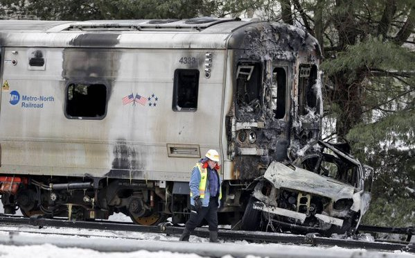 As anniversary of train tragedy nears, MTA focuses on grade crossings
