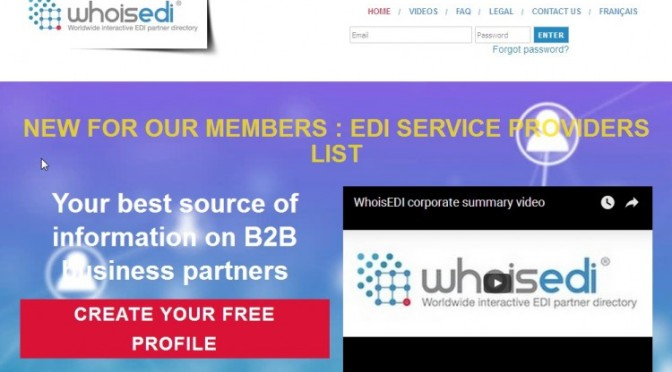 Who IS EDI?