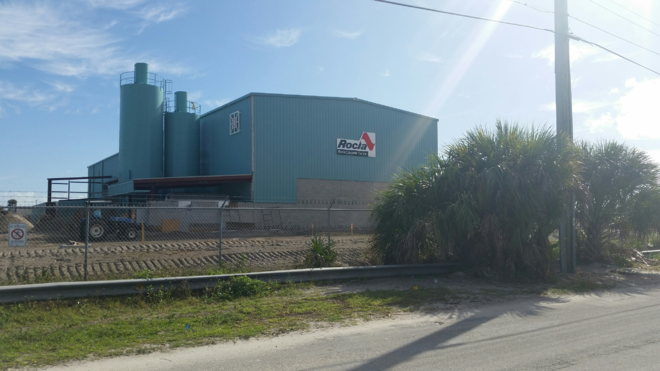 Rocla plant, manufacturer of railroad ties, ready to open in Fort Pierce