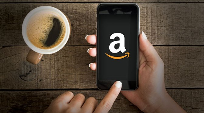 E-tailer Amazon reshaping logistics as we know it