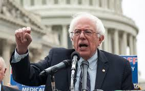 Bernie and the Groundswell on Which He Stands