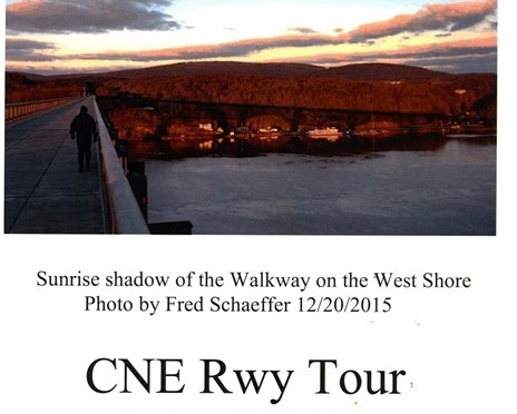 CNE Railway Tour 2016