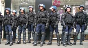 WMATA orders more visible transit police uniforms
