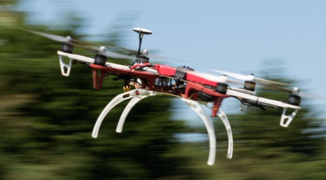 BNSF Railway and FAA are testing drones for bridge and air quality inspections