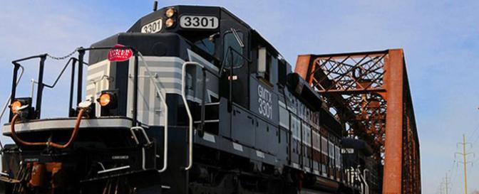 Finger Lakes short line opens new Seneca Falls rail terminal