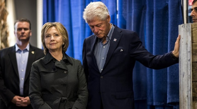 Bill and Hillary's Interventions Raise New Doubts About NATO