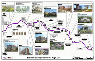 Maryland chooses team to build, maintain Purple Line light-rail route