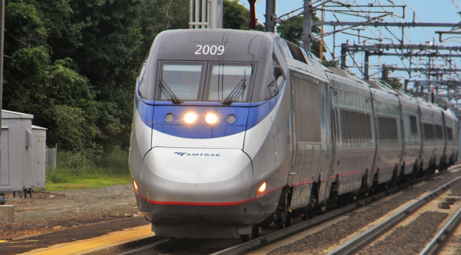 Heading Down the Wrong Track on Amtrak's Northeast Corridor