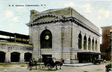NY: Only Bid $10M Too Much for Schenectady Train Station