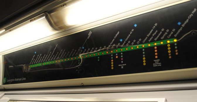 Steampunk technology fuels NYC subway system
