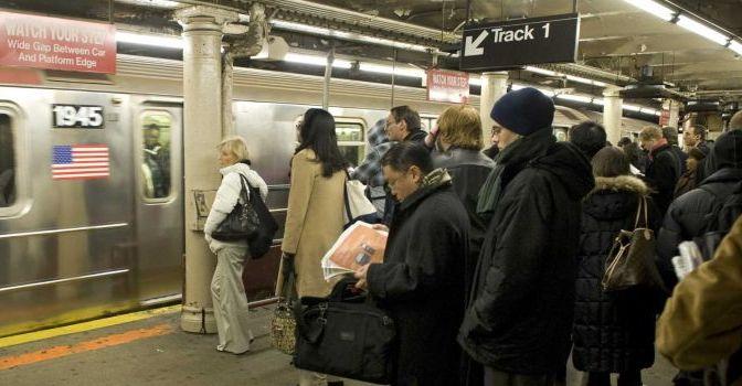 NYC subway ridership growth slows, MTA says