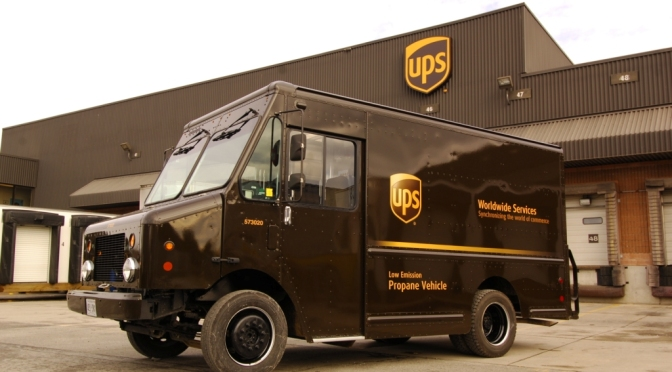 UPS Blows Out Q4, Cites Ecommerce Growth, Automation, Tight Controls