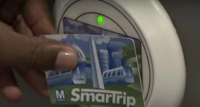WMATA's rail turnstiles will no longer accept paper fares