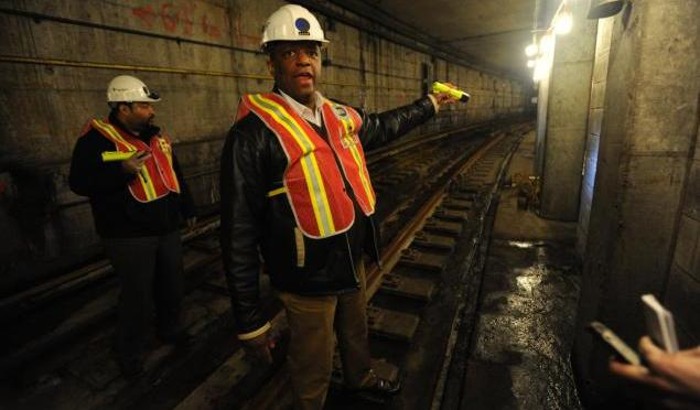 New head of subways named for NYCT