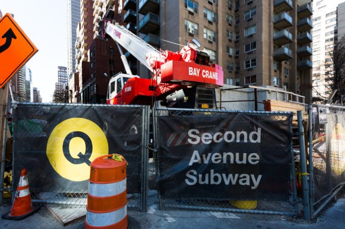 M.T.A. Spending Plan Restores Funding for 2nd Ave. Subway