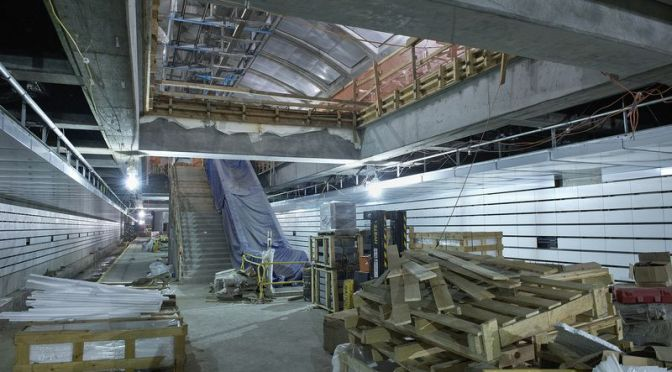 Second Ave. Subway Could Be Delayed Again Due to Station Problems