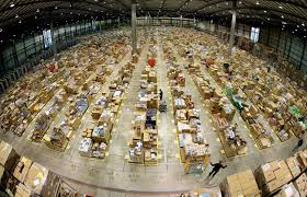 Amazon – The Most Audacious Logistics Plan in History?