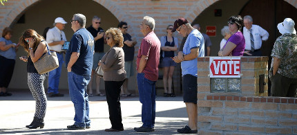 Arizona's Shameful Voting Delays Highlight a Wider Problem With American Elections