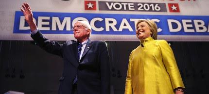 Steve Weissman | Robert Reich vs. Paul Krugman on Bernie Sanders vs. Hillary Clinton
