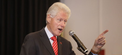 Bill Clinton Fundamentally Doesn't Understand What Black Lives Matter Is About