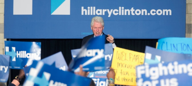 "Bill Clinton, ""New Democrats"" and Their Approach to Racial Politics"