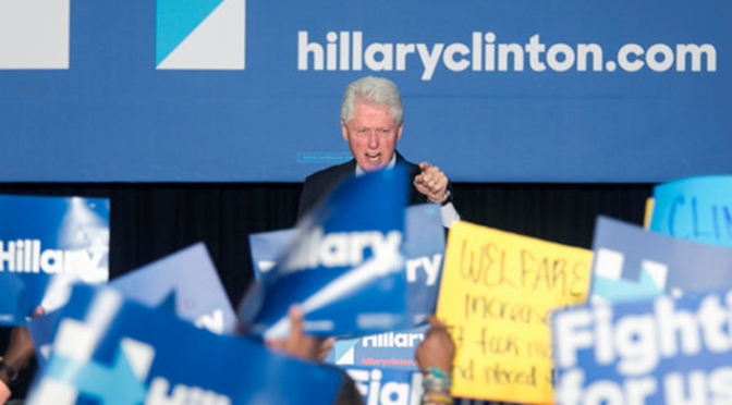 """Bill Clinton, """"New Democrats"""" and Their Approach to Racial Politics"""