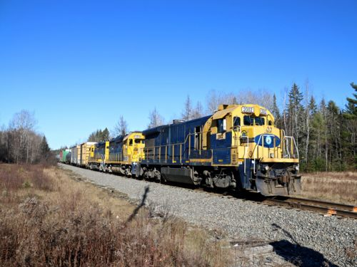 Regional of the Year: Central Maine & Quebec Railway