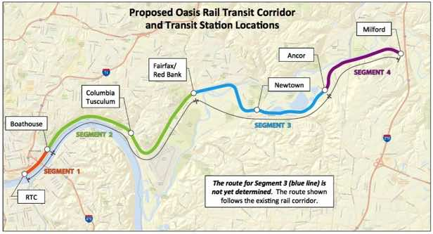 Ohio DOT slates meetings for Cincinnati commuter-rail line