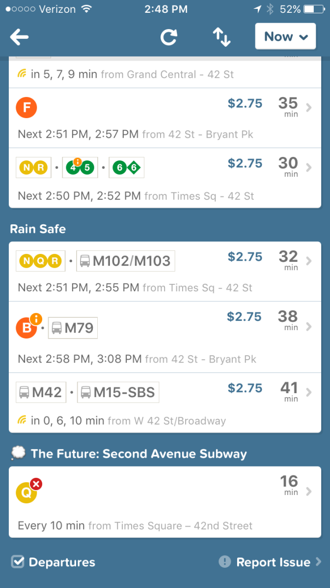 App Lets You See How The Second Avenue Subway Will Help You
