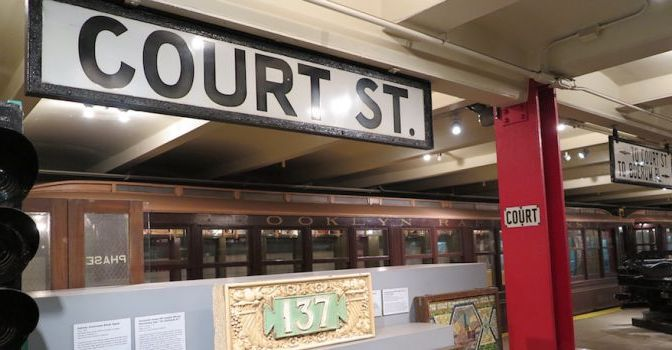 Transit Museum in NYC shares MTA history, interactive exhibits